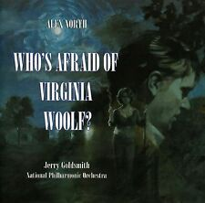 Who's Afraid Of Virginia Woolf? Original Soundtrack CD by Alex North