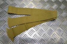 Genuine British Army No2 Dress Wool Neck Tie Sand MOD / SD Uniform