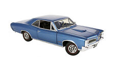 First Gear 1/25 Scale 1966 Pontiac GTO Barrier Blue Diecast Car Model 40-0348