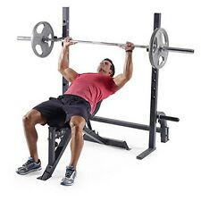 Weider 15965 Pro 395 Olympic Bench NEW