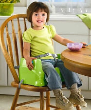 Booster Chair Baby Infant Toddler Boy Girl Portable Kitchen Table Feeding Seat