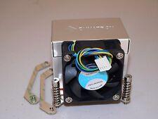 New Dynatron K666 LGA1150 1151 1155 1156 2U Copper Fan Active heatsink brackets