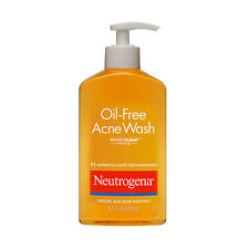 Neutrogena Oil-Free Acne Wash 9.1 fl oz (269 ml)