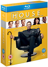 HOUSE MD - SEASON 7  - BLU-RAY - REGION B UK