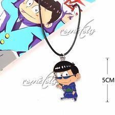 Anime Mr.Osomatsu San Six Same Faces Konya wa Saikou Matsuno Karamatsu Necklace