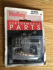 Holley Steel Carburetor Needle and Seat Assemblies 6-500
