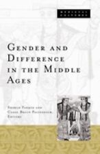Gender and Difference in the Middle Ages (Medieval Cultures, Volume 32)