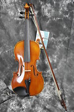 Roderich Paesold® PA803 HV 4/4 Full Size Violin Paired w/ PA239 Round Bow - NEW