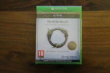 THE ELDER SCROLLS ONLINE  TAMRIEL UNLIMITED   CROWN EDITION        --  X-BOX ONE