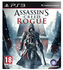 Assassin's Creed Rogue PS3 Playstation 3 VGC Free UK Postage