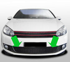 Lower bumper honeycomb mesh hex grill for VW Golf mk6 mk 6 VI 2008-13