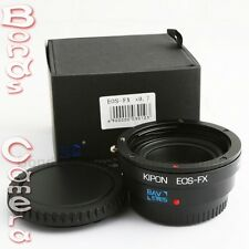 Kipon Baveyes 0.7x Optic Reducer Adapter Canon EOS EF Lens to Fujifilm Fuji X T1