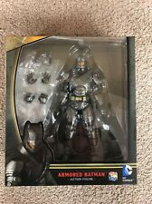 Mafex Armored Batman DC Comics Medicom BvS Dawn of Justice Action Figure No.23