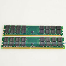 8GO 2x4GO PC2-5300 DDR2 667 667MHZ 240Pin DIMM Ram For AMD Desktop Memory NEW