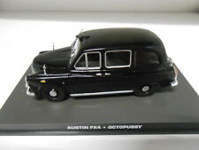 AUSTIN FX4 OCTOPUSSY JAMES BOND 007 IXO DeAGOSTINI 1:43
