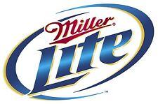 """Miller Lite Vinyl Sticker Decal 14"""""""