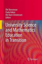 University Science and Mathematics Education in Transition (2008, Hardcover)