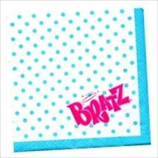 6 Packs Of Bratz Napkins - Party Table Decoration - Girls Party (MI82)