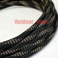 8mm New High Quality Braided PET Expandable Sleeving Cable Wire Sheath
