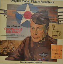 """OTTO PREMINGER - THE COURT-MARTIAL OF BILLY MITCHEL  12""""  LP (T 15)"""