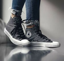 Converse Chuck Taylor All Star II Hi 151087C Black UK 8.5 EUR 42 US 10W 8.5M