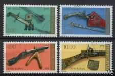 Yugoslavia 1979 Ancient Weapons Used Set