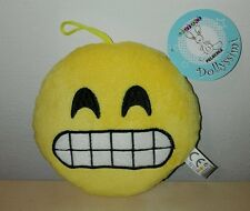 Peluche emoticon whats app cuscino faccina 15 cm smile plush toys emoji pillow