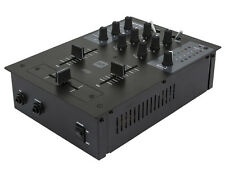 Monoprice 614320 2-Channel DJ Mixer with USB