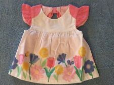 NWT Gymboree All Ruffled Up Baby Girls Big Blooms/Floral Eyelet Set, 3-6 Months
