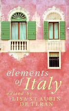 Elements Of Italy,GOOD Book