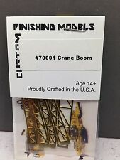HO 1/87 Custom Finishing # 70001 Crane Boom 35ft Kit