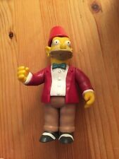 Playmates The Simpsons WOS World of Springfield Series 9 Sunday Best Grandpa