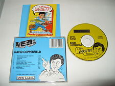 David Copperfield I Got Variety 11 track cd 1993 rare