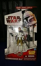 STAR WARS THE CLONE WARS CLONE COMMANDER BLY  CW39  2009