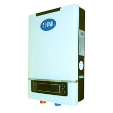 AQUAH 12 KW ON-DEMAND ELECTRIC TANKLESS WATER HEATER