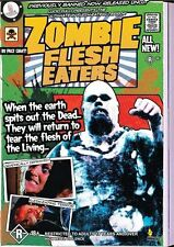 Zombie Flesh Eaters (DVD, 2010)