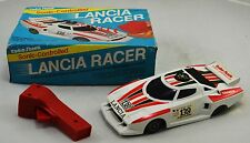Boxed Vintage Radio Shack Sonic Controlled Lancia Racer Cat. No. 60-2382 Working