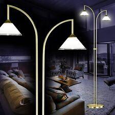 Lampada da terra piantana design lampada a stelo dimmerabile soggiorno 129346