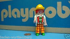 Playmobil circus klicky clown yellow hat for collectors figure Germany toy 145