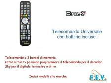 TELECOMANDO UNIVERSALE COMPATIBILE HUMAX - TELESYSTEM - DREAMBOX - I-CAN OKEY3