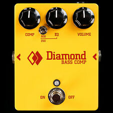 NEW DIAMOND EFFECTS BASS COMP COMPRESSOR / COMPRESSION SUSTAINER BCP1 FX PEDAL