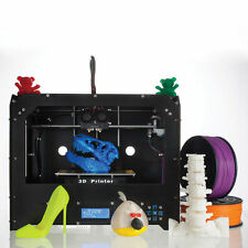CTC 3D Printer Dual Extruder MK8/7 Factory Direct Lowest Price ABS/PLA Fialment