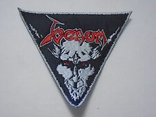 VENOM BLACK METAL EMBROIDERED PATCH