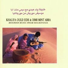 KHALIFA OULD & ABBA,DIMI MINT EIDE - MOORISH MUSIC FROM MAURITANIA  CD NEU