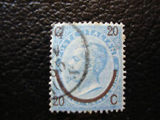ITALIE - timbre - yvert et tellier n° 22 obl (A11) stamp italy (S)