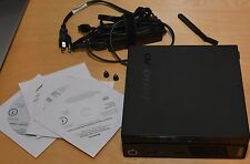 Lenovo ThinkCentre M93p Tiny i5 4570T 2.9GHz 8GB RAM 320GB 7200 Win 10Pro DVDRW