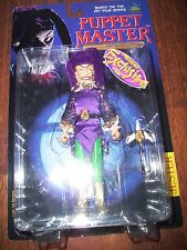PUPPET MASTER - JESTER - FULL MOON TOYS ACTION FIGURE WITH PURPLE CLOTHES