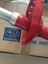 GENUINE SUBARU IMPREZA TURBO STI FRONT RIGHT COMPLETE STRUT 2004