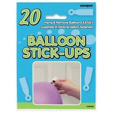 20 Balloon stick-Ups