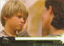 """Star Wars Jedi Legacy - Gold Parallel 3A """"Anakin Sought A Better Life"""""""